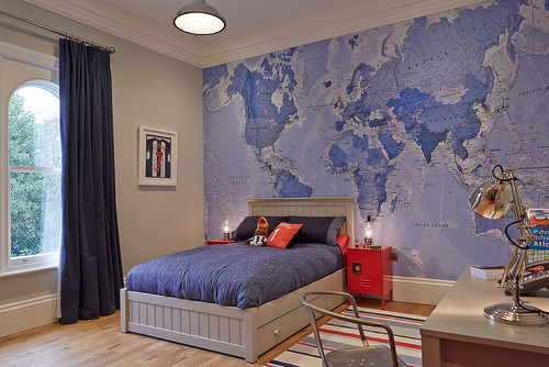 Contemporary Kids by North West Paint & Wall Coverings Murals Wallpaper